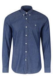 Julian Button Down Denim Skjorter