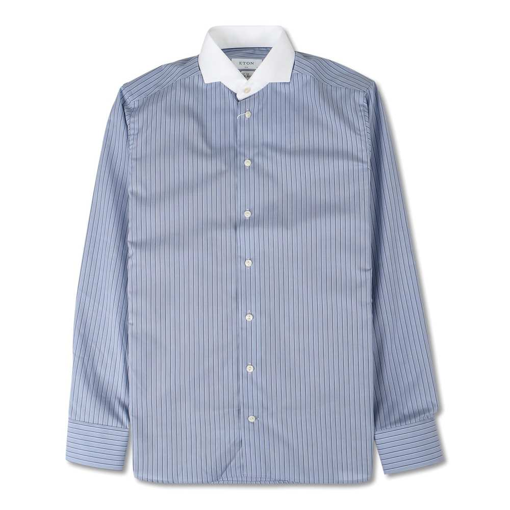 Eton Strip Shirt