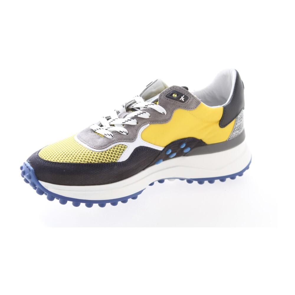 Floris van Bommel Yellow Sneaker BESELARE Floris van Bommel