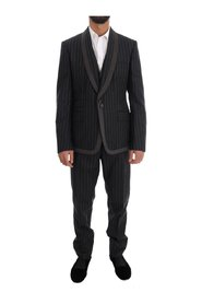 Wool One Button 3 Piece Suit