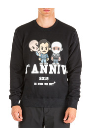men's sweatshirt sweat  All 3 Anniversary