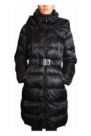 Reversible padded down jacket
