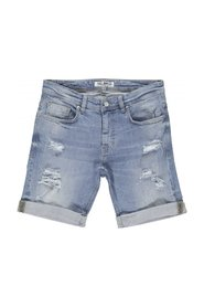 Mike Shorts Oceanic blue