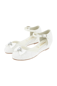 Renee Bridal Lace Footwear Structured