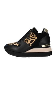F0HIGHRUN01/LEO sneakers With wedge