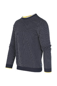 Blue Industry Pullover KBIW19-M11