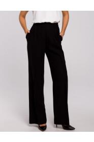 Spodnie z szerokimi nogawkami S203