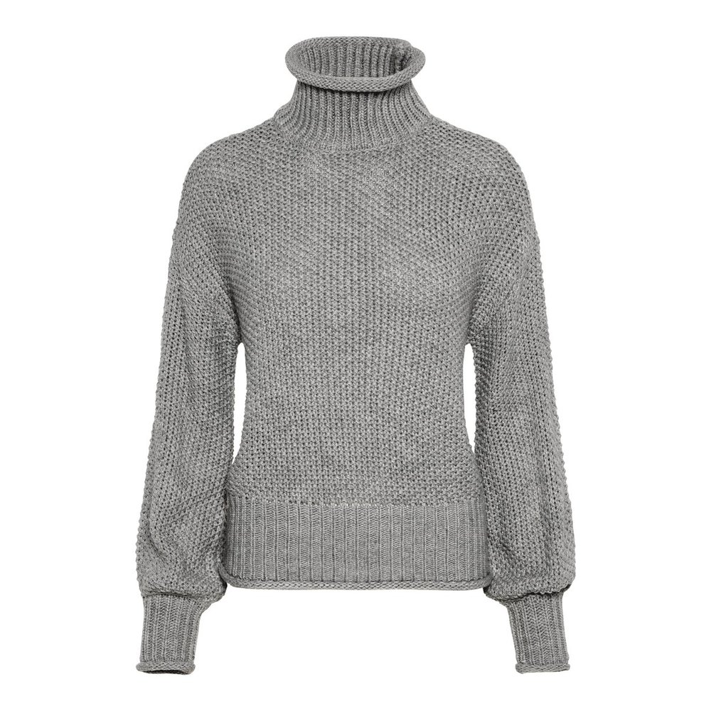 Knitted Pullover Highneck