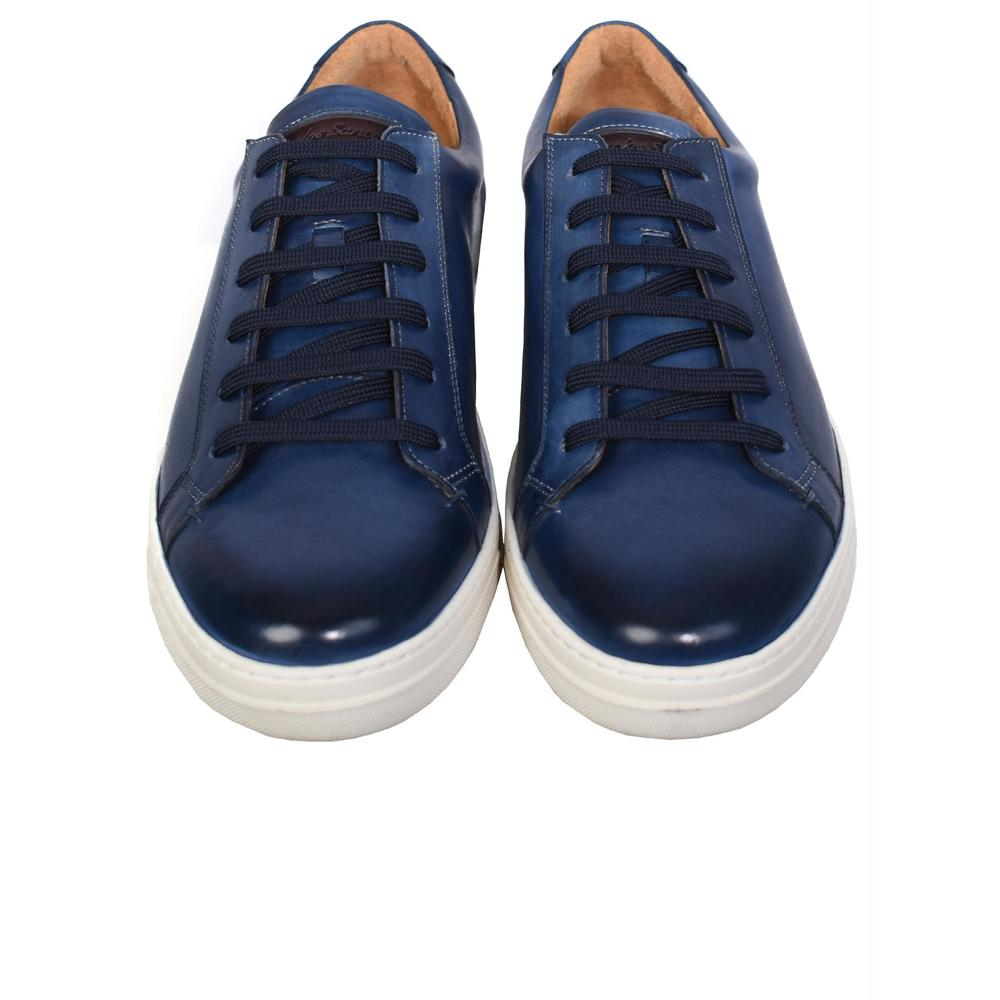 Blue Shoes | Carlos Santos | Sneakers | Men's shoes