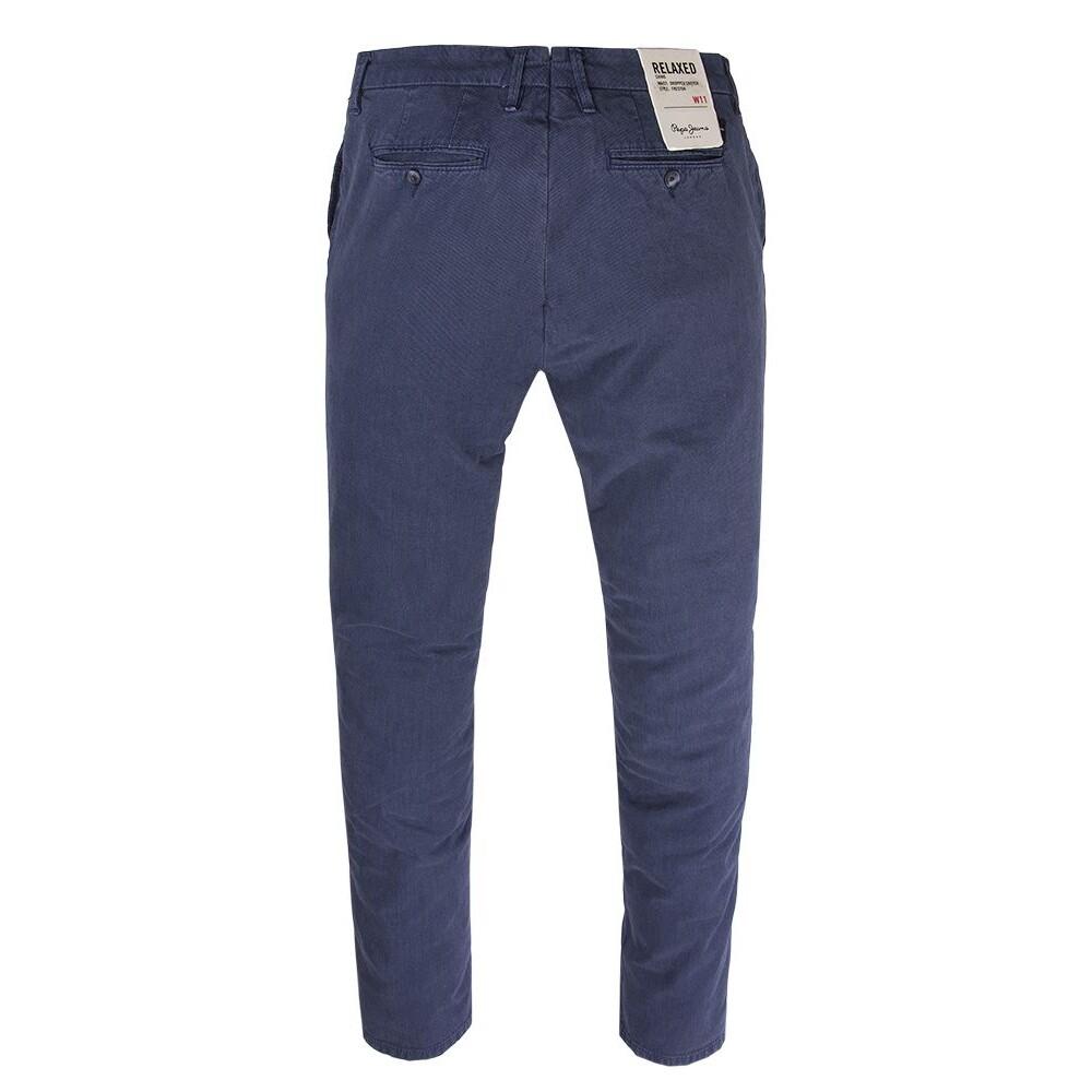 Blue Spodnie | Pepe Jeans | Jeansy slim fit - Najnowsza zniżka knYGi