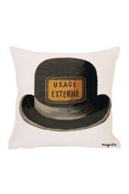 Le Bouchond d'épouvante - Magritte - Pude