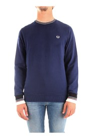 FRED PERRY M6520 JERSEY Men BLUE