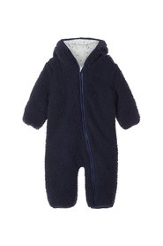 Pram suit padded teddy