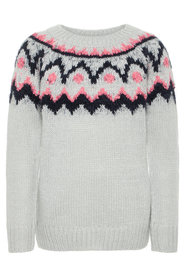 Jumper patterned