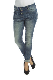 PLEASE broek P78 dark denim