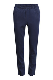 Trousers With Knit Trousers