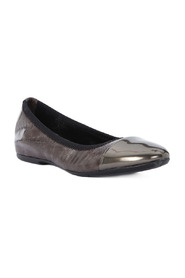 BALLERINA SHOES WAVE TAUPE