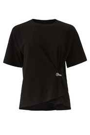 Sort Rag & Bone Mitchell Tee T-Shirt