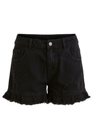Sort Vila Shorts-Sadora