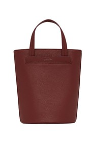 Casa Purity faux-leather bucket bag