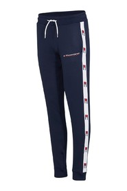 TOMMY SPORT S10S100230 FLAG JOGGER PANTS LONGWEAR Women blue