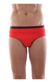 CALVIN KLEIN KM0KM00257 BRIEF swimsuit  sea and pool Men RED