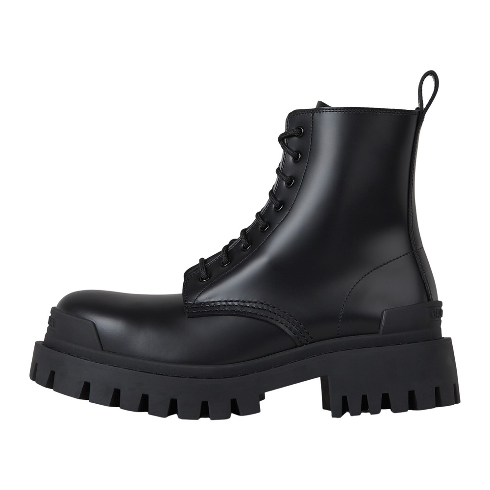 Strike Lace up Boots