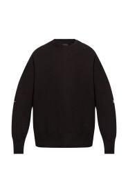 Versierd sweatshirt
