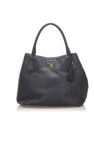 Vitello Daino Tote Leather Calf