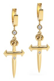 Skyfall Small Sword Earrings