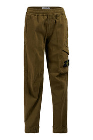 Junior broek Military