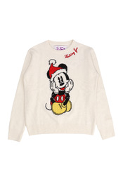 New Queen Mickey Waiting Sweater