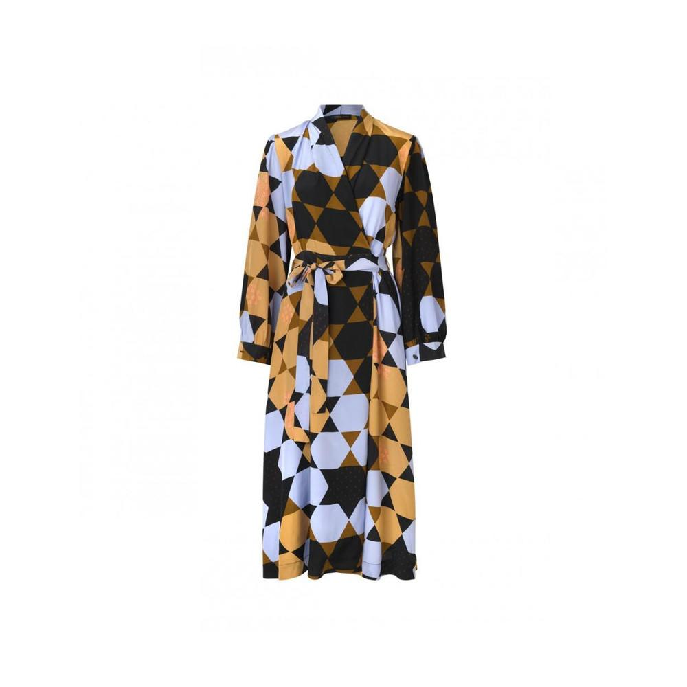 Mønster Stine Goya Camilla, 381 Collage Silk Rayon Kjoler