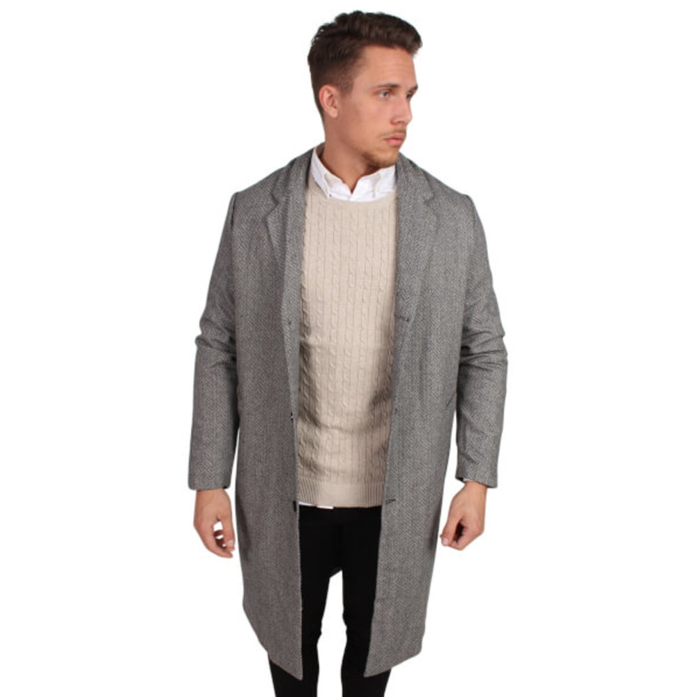 Jefferson Coat Herringbone