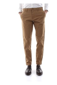 DOCKERS 79645 CHINO TAPER PANTS Men Beige