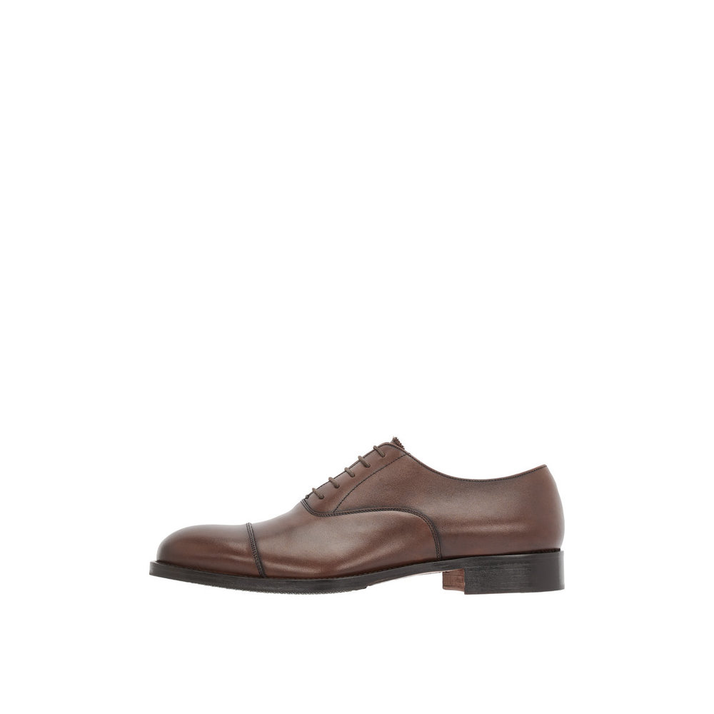 Shoes Hopper Cap Toe Port