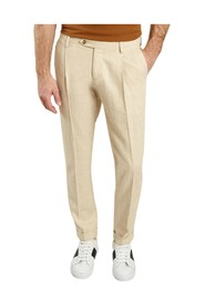 Codo linen and cotton pants