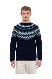 Birnir Fairisle Knitted Sweater
