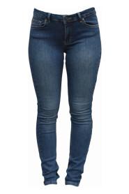 The Becky Jeans Mørk blå
