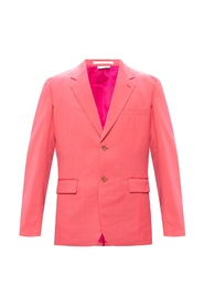 Blazer with distinctive  sleeves