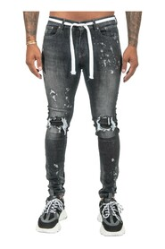 Ripped & Repaired Jeans