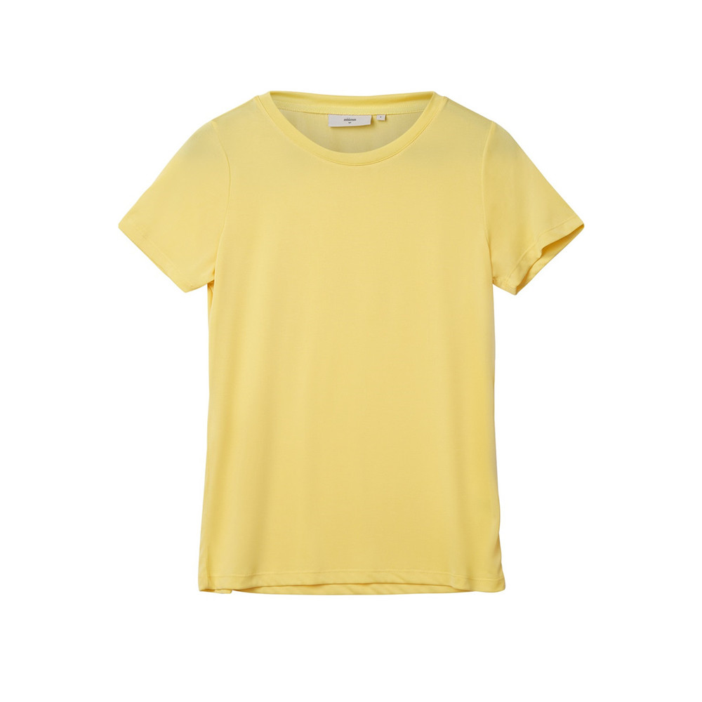 Rynah gul t-shirt s/s - Minimum