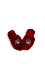 Ruter Lexington Home Yatzy Slippers Multi Interiør