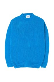 Turquoise Chenille Jumper