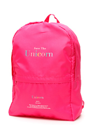 Save the unicorn backpack
