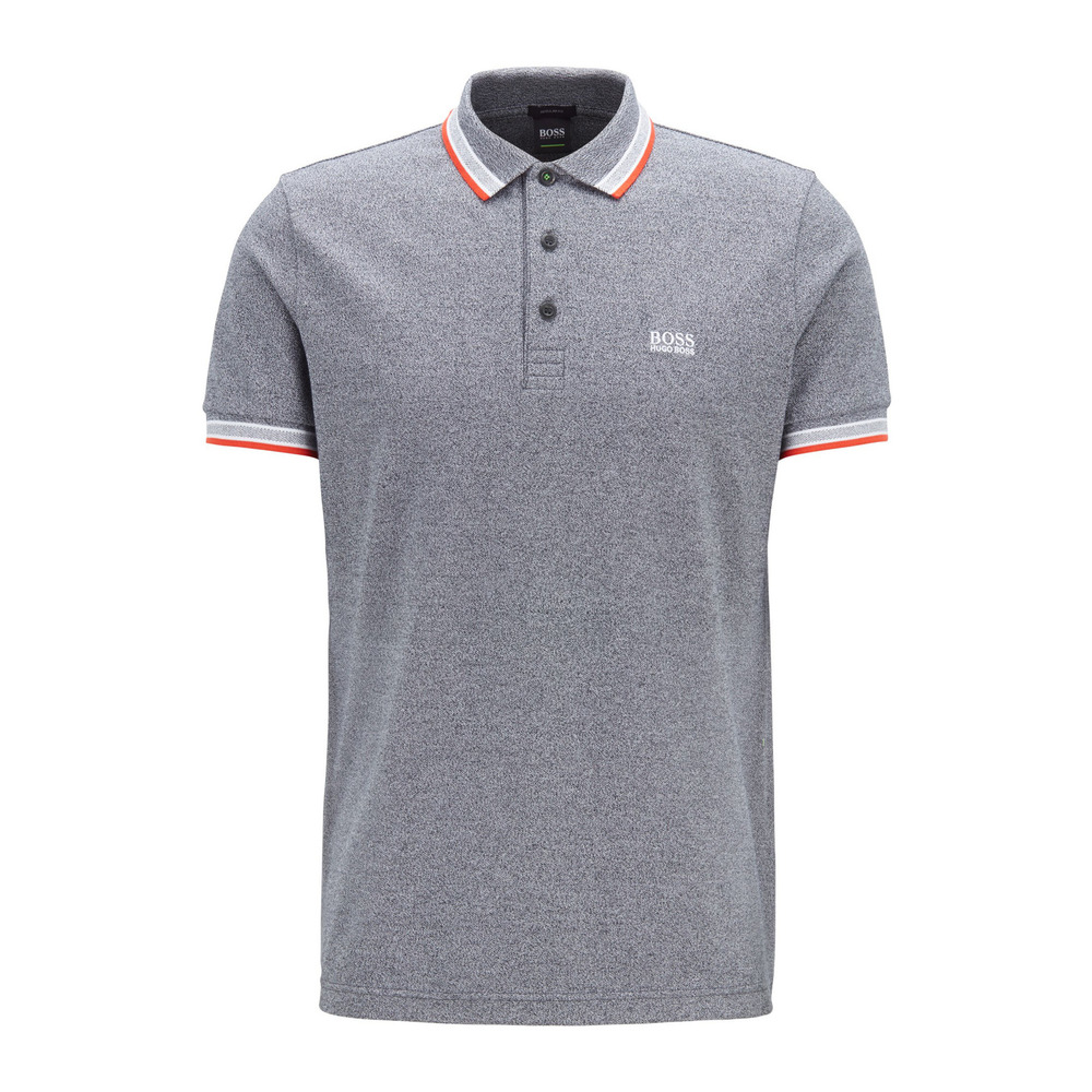 regular fit Paddy Polo