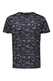 T-shirt Bloemenprint
