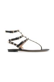 'Rockstud' Flat Flip-flop sandaler