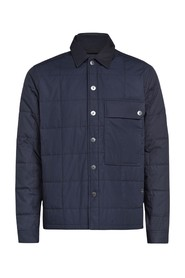 JACK QUILTED OVERSHIRT
