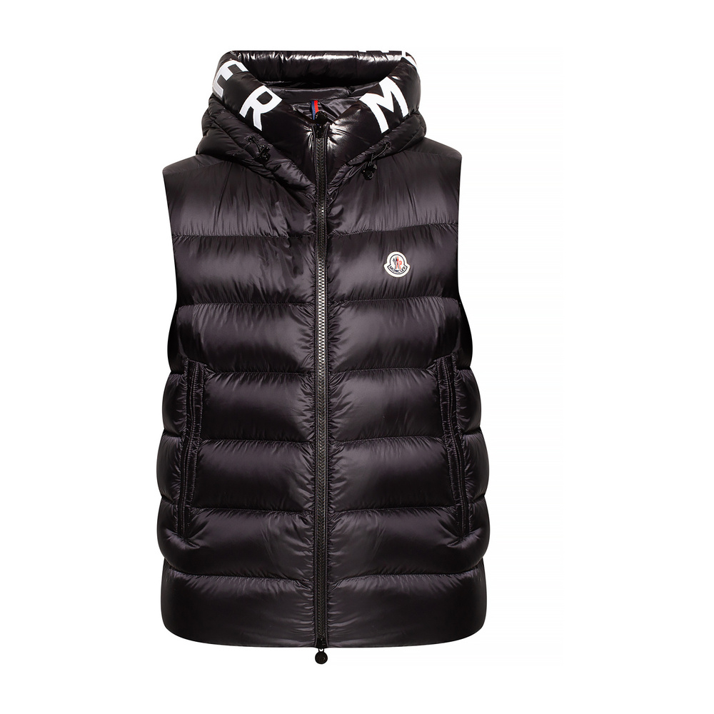 Montreuil quilted vest